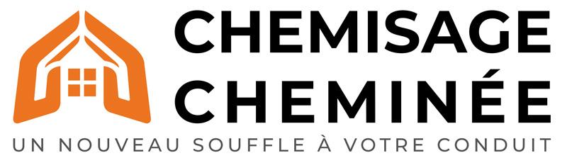 Logo Chemisage Cheminée, un nouveau souffle à votre conduit